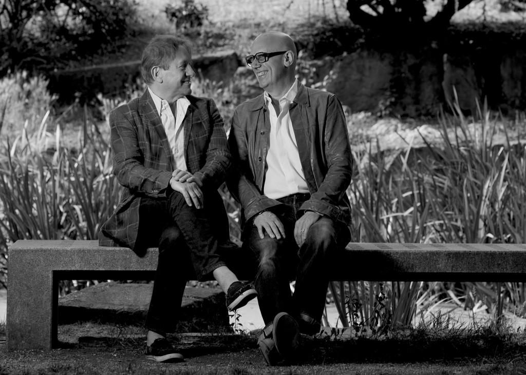 Tim Clark and David Enthoven
