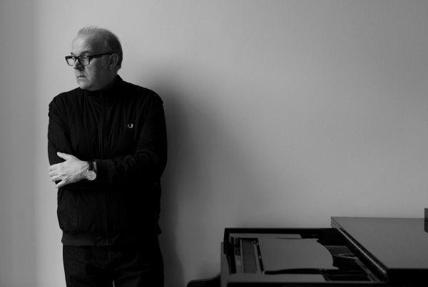 Craig Armstrong Composer. Photograph by Simon Murphy